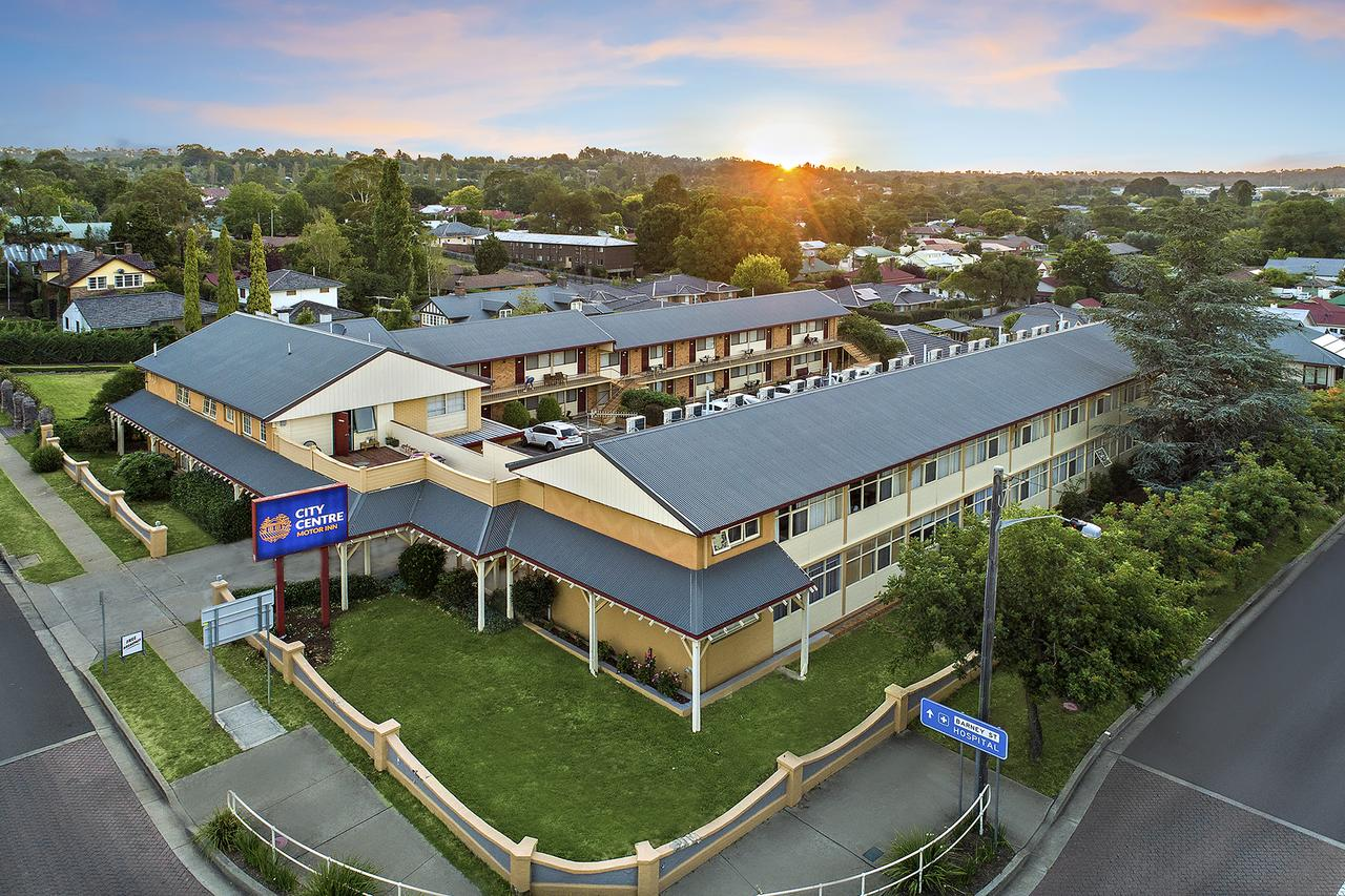 City Centre Motor Inn - South Australia Travel
