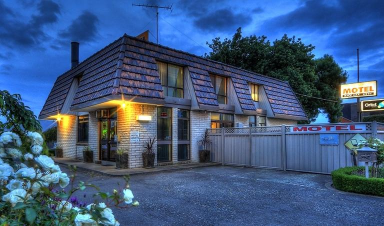 City Gardens Motel - South Australia Travel