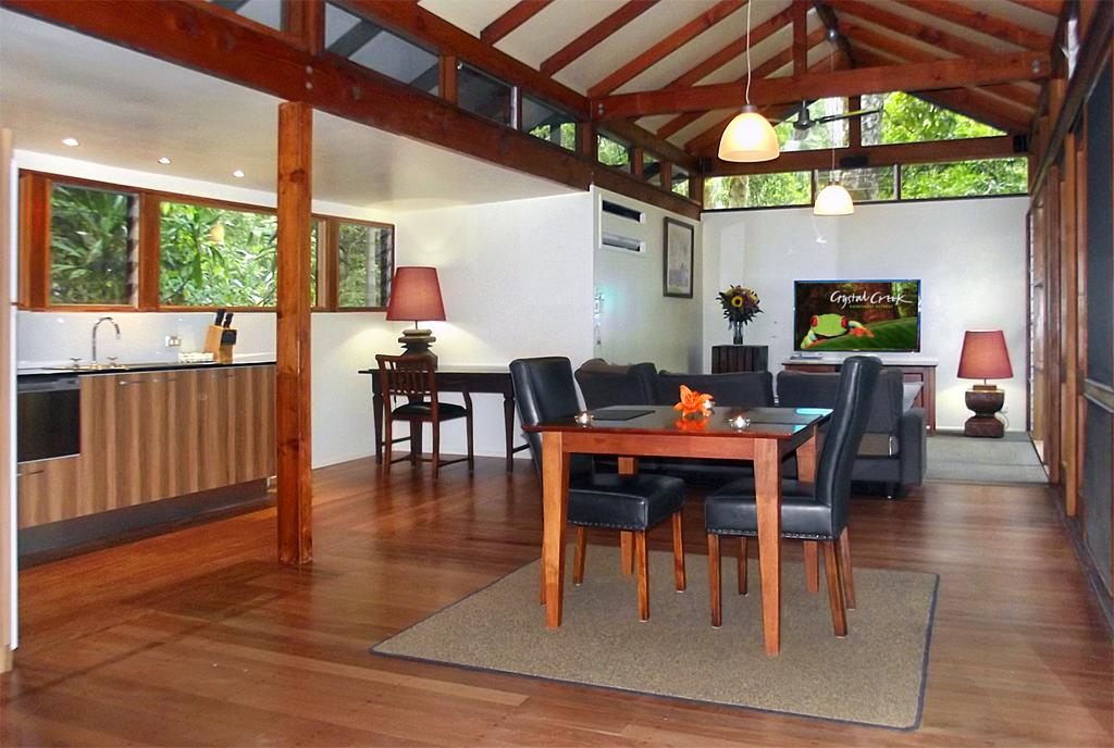 Crystal Creek Rainforest Retreat - South Australia Travel