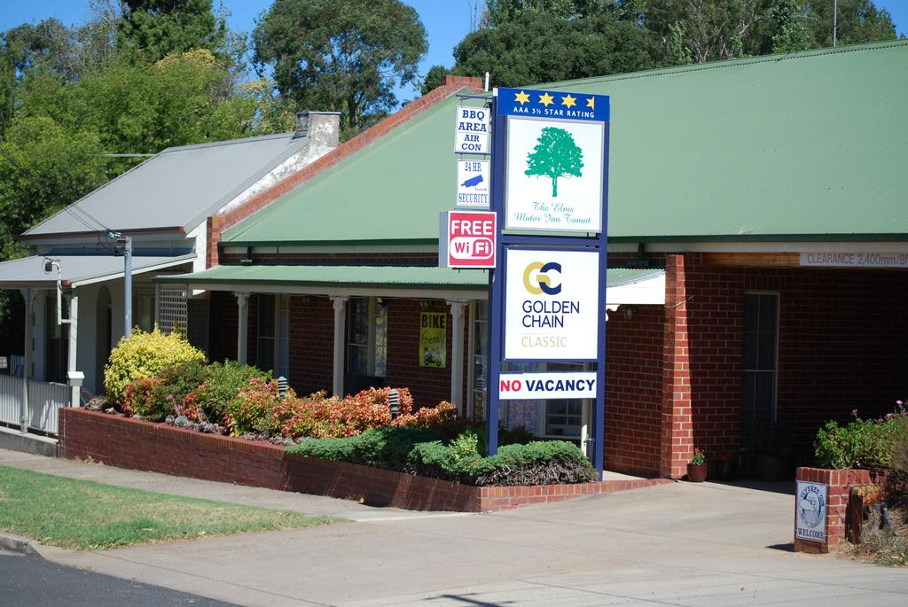 Elms Motor Inn - South Australia Travel