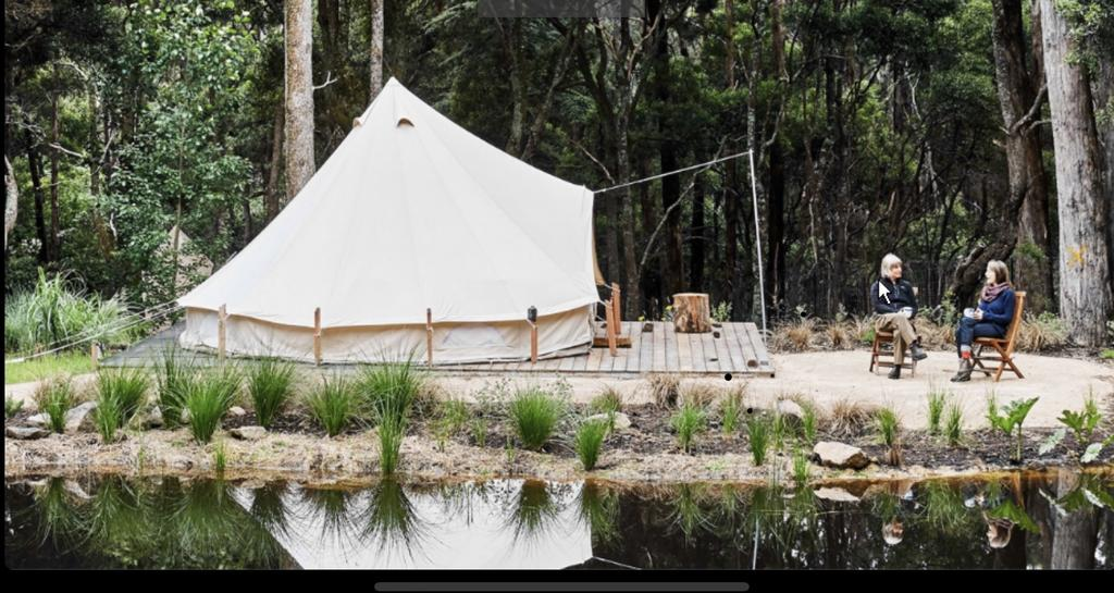 Garden Beds Glamping - South Australia Travel