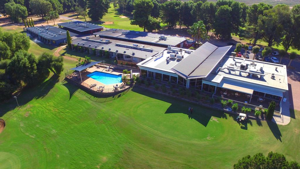 Renmark Country Club - South Australia Travel