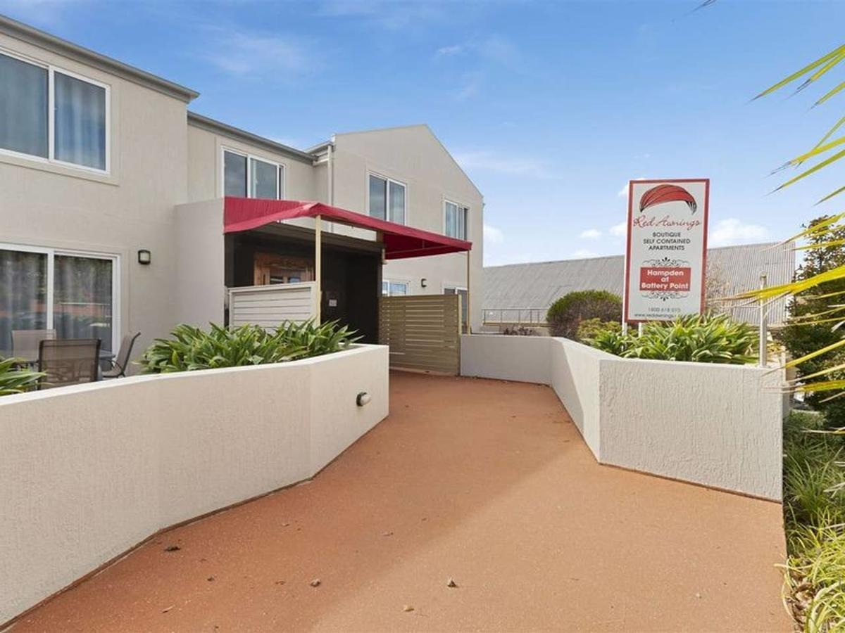 battery point apartment with car park - South Australia Travel
