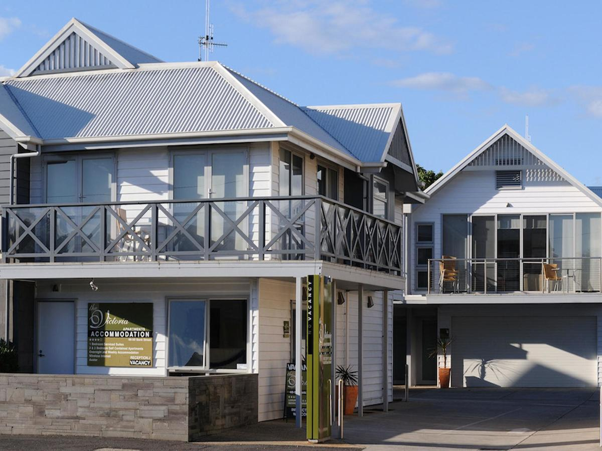 The Victoria Apartments - South Australia Travel