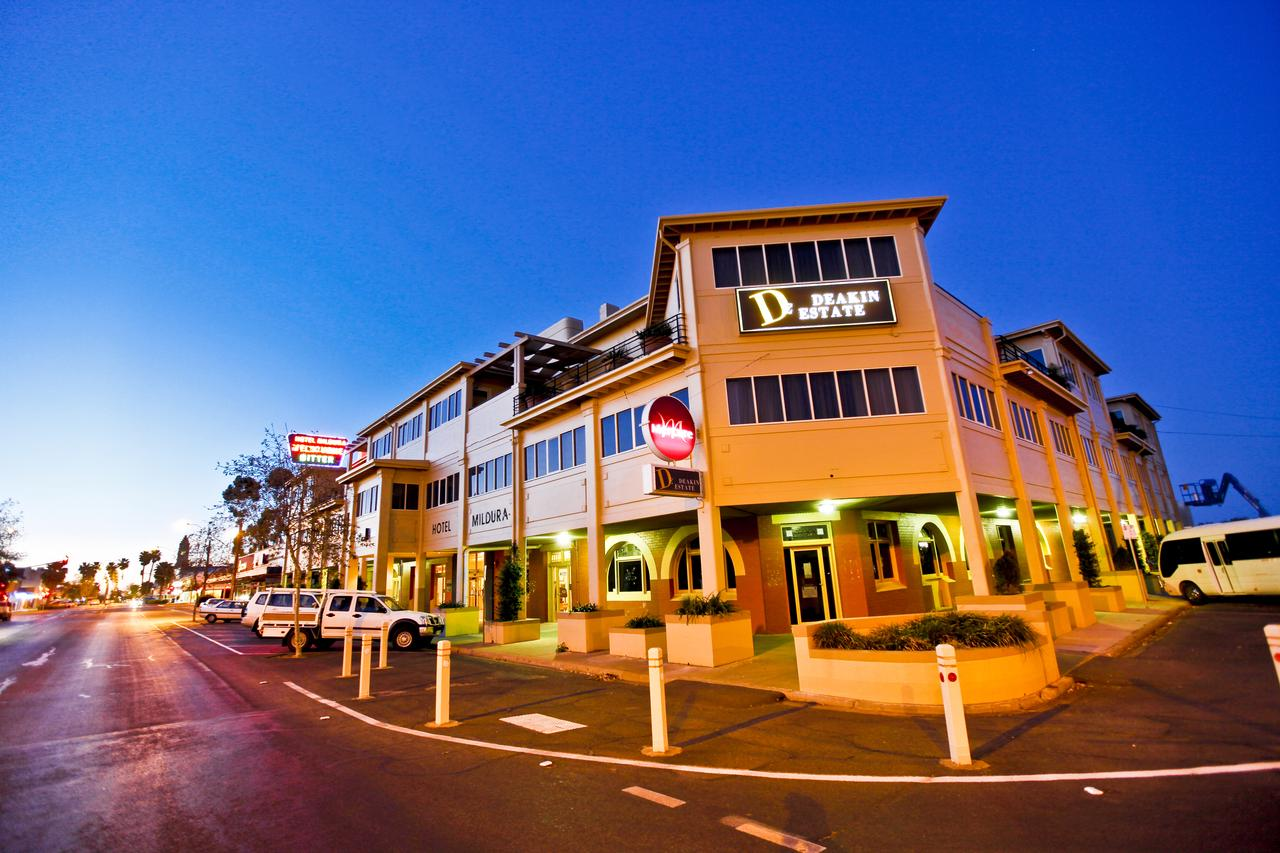 Mercure Hotel Mildura - South Australia Travel