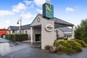 Quality Inn  Suites The Menzies - South Australia Travel