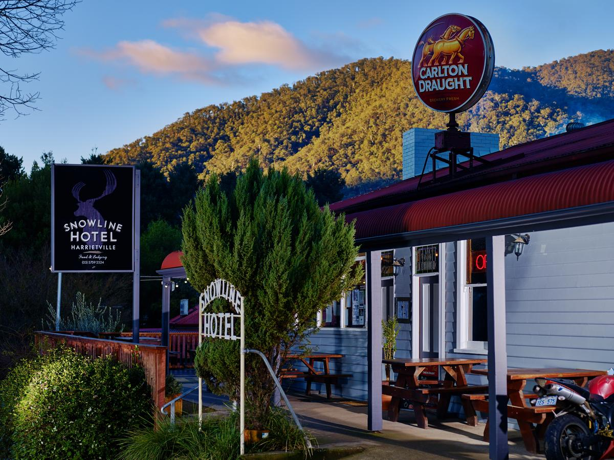 The Harrietville Snowline Hotel - South Australia Travel