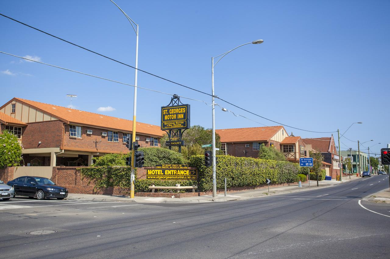 St Georges Motor Inn - South Australia Travel