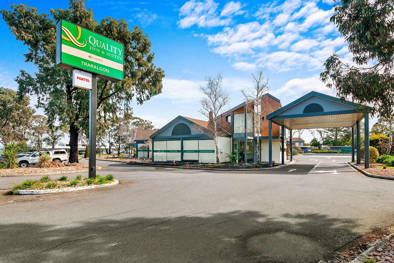 Quality Inn  Suites Traralgon - South Australia Travel