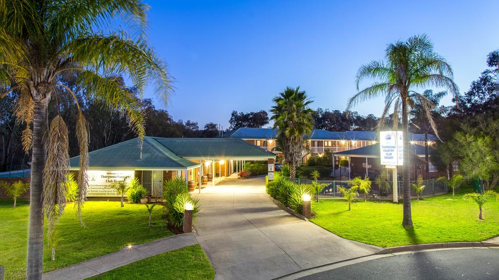 Thurgoona Country Club Resort - South Australia Travel