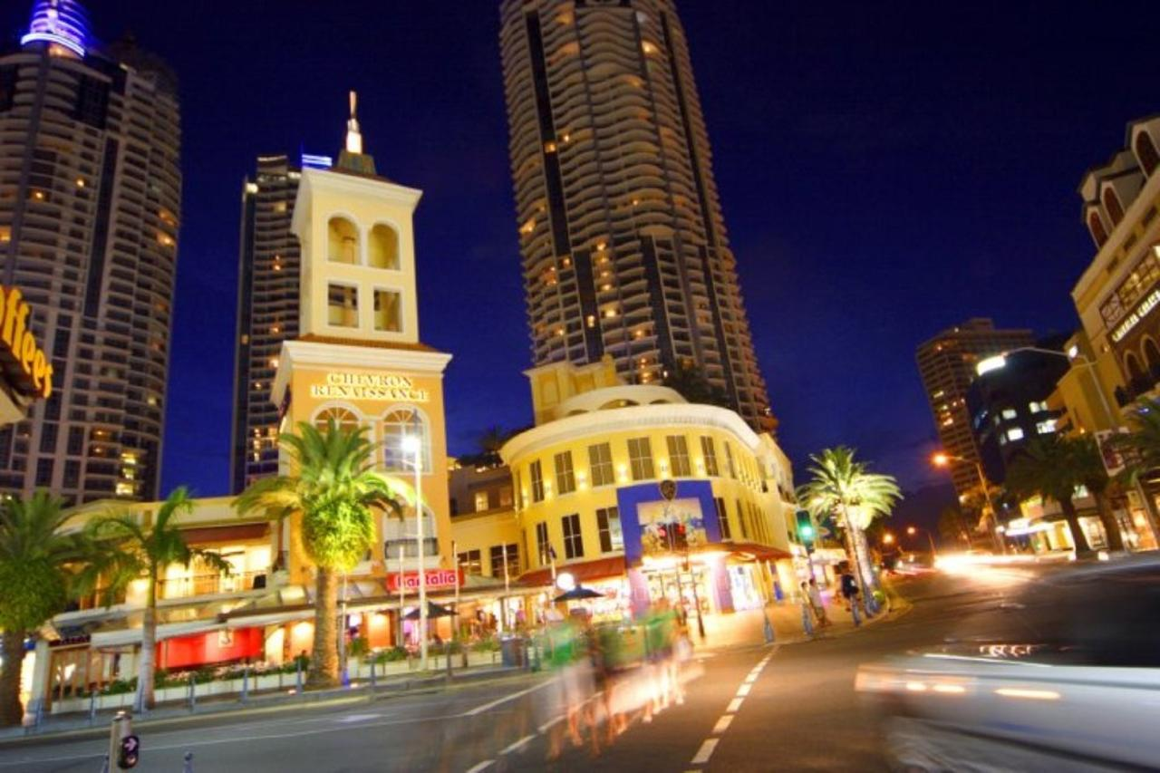 The Towers of Chevron Renaissance - Holidays Gold Coast - South Australia Travel