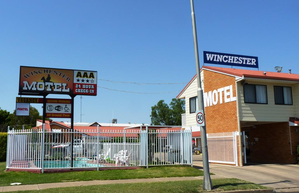 Winchester Motel - South Australia Travel