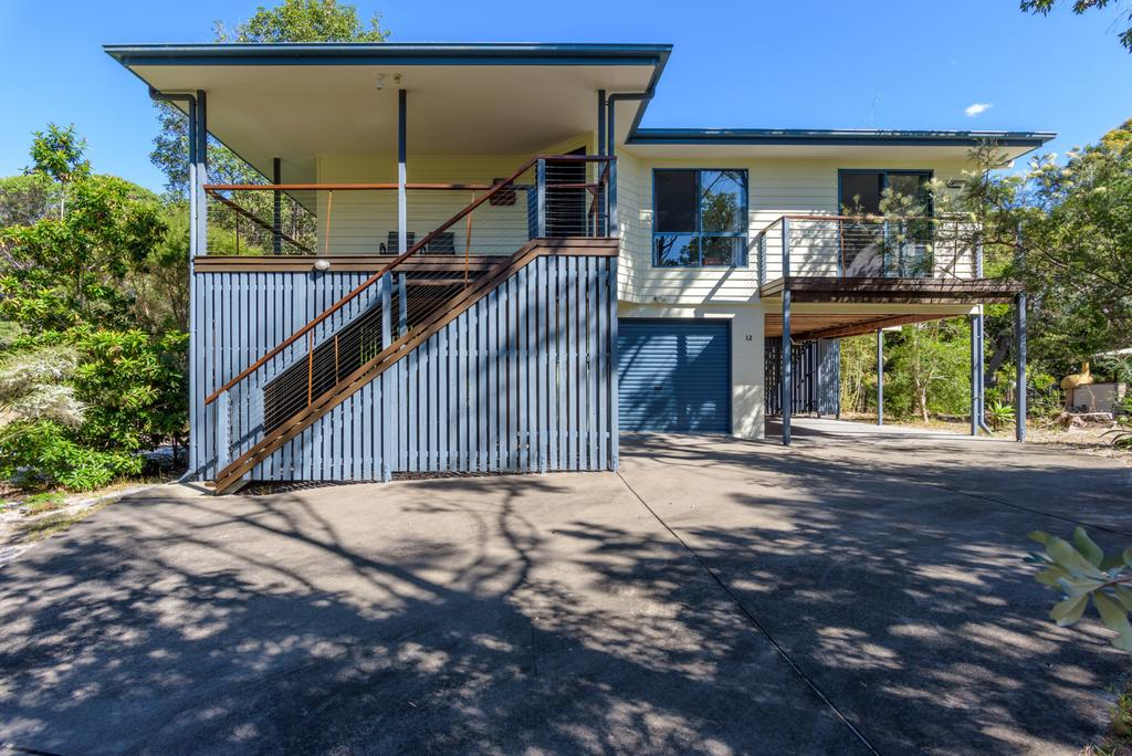 12 Ibis Court - Highset beach house with natural bushland gardens and covered decks - South Australia Travel