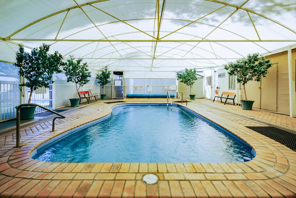 Artesian Spa Motel - South Australia Travel