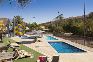 BIG4 MacDonnell Range Holiday Park - South Australia Travel